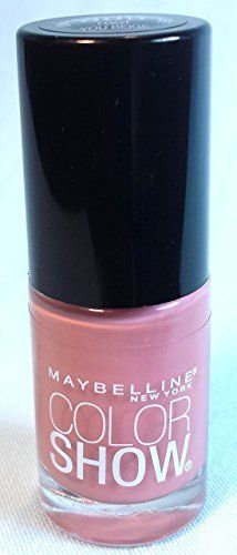 "Maybelline New York Color Show Nail Lacquer, ""Choose Your Shade"", Nail Polish, Maybelline, reddonut.com"