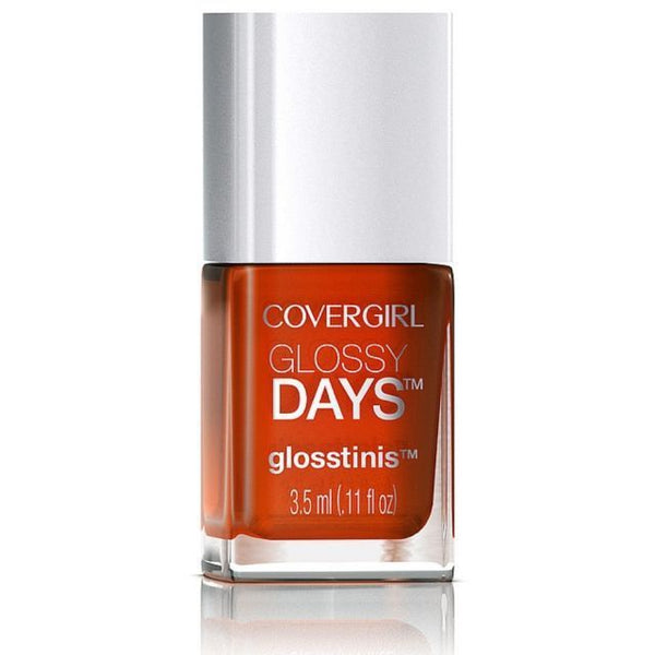 Covergirl 660 #ElectroGlow  Glossy Days Glostinis Nail Color, Gel Nails, CoverGirl, reddonut.com