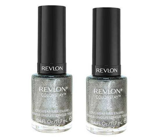 PACK OF 2 REVLON COLORSTAY #160 SEQUIN GREAT SHADE LONGWEAR NAIL ENAMEL POLISH, Nail Polish, Revlon, reddonut.com