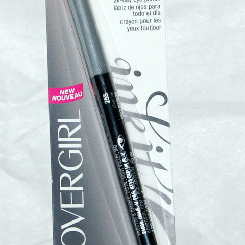 CoverGirl By Perfect Point Plus All Day Eye Pencil Liner SILVER INK 255 B2Get15%, Eyeliner, CoverGirl, reddonut