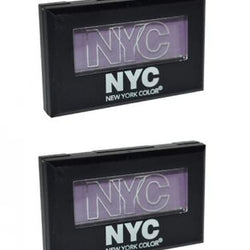 Lot Of 2 N.y.c. / Nyc City Mono Eyeshadow #910 In Vogue, Eye Shadow, NYC, reddonut.com