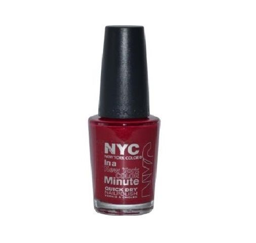 Nyc In A New York Color Minute Quick Dry Nail Polish, 228 Chelsea, Nail Polish, NYC, reddonut.com