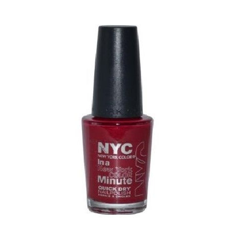 Nyc In A New York Color Minute Quick Dry Nail Polish, 228 Chelsea__NYC