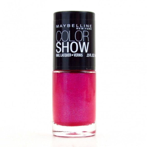 Maybelline Color Show Nail Lacquer Polish Crushed Candy 180, Nail Polish, Maybelline, reddonut.com