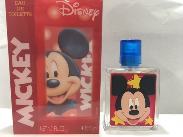 Lot Of 2 Mickey Mouse By Disney For Boys Eau De Toilette Spray 1.7oz Cologne New, Children's Fragrances, Disney, reddonut.com
