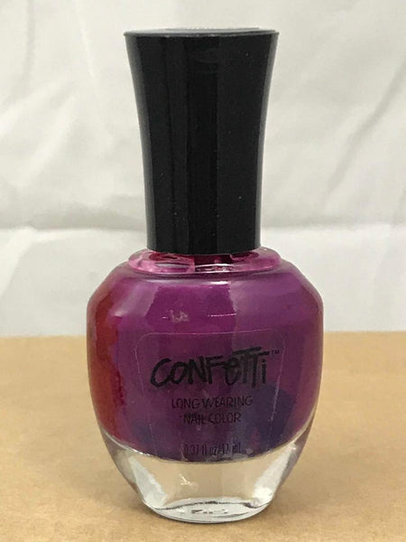 Confetti Nail Polish Lacquer CHOOSE YOUR COLOR, Nail Polish, reddonut, reddonut.com