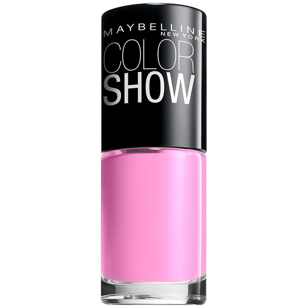 Maybelline Color Show Nail Lacquer Polish Chiffon Chic 160__Maybelline