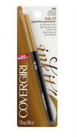 Covergirl Ink It By Perfect Point Plus, All-day Pencil Eyeliner YOU CHOOSE, Eyeliner, CoverGirl, reddonut