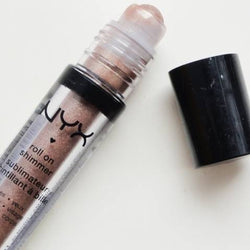 Nyx Roll on Shimmer Eye Shadow Face /body Shimmer (Choose Your Color) - reddonut.com