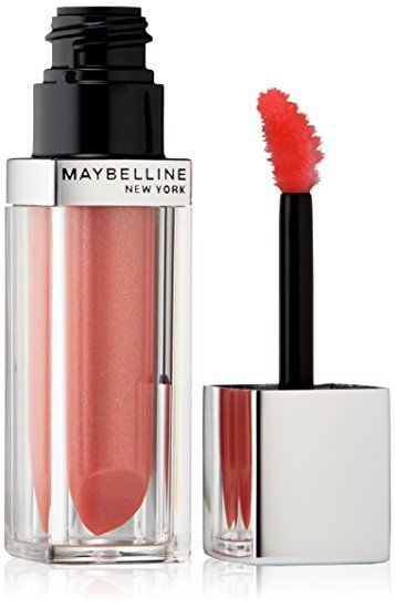 Maybelline Color Sensational Color Elixir Lip Color, Pearlescent Peach, Lip Gloss, Maybelline, reddonut.com