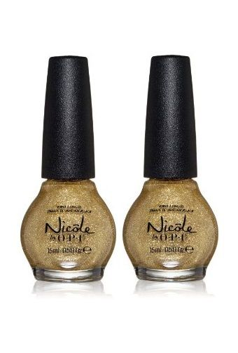 Lot Of 2 - Nicole By Opi Nail Lacquer Polish Carrie'd Away, Nail Polish, Nicole by OPI, reddonut.com