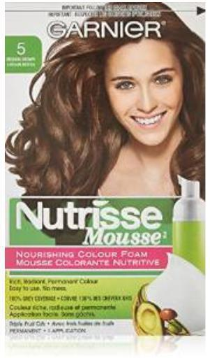 "Garnier  Nutrisse Nourishing Color Foam,""Choose Your Shade!"", Hair Color, Garnier, reddonut"