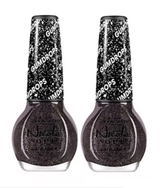 Lot Of 2 - Ni199 - Nicole By Opi Nail Lacquer - A-nise Treat .5oz__Nicole By OPI