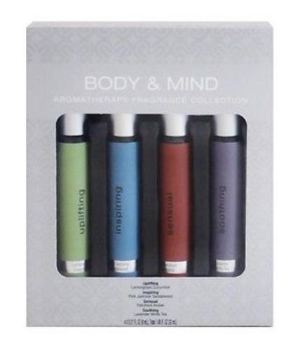 Body And Mind (Body & Mind) Aromatherapy Fragrance Collection, Essential Oils & Diffusers, Body and Mind, reddonut.com