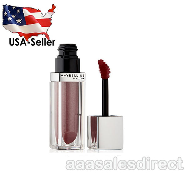 Maybelline New York Color Elixir Iridescent Lip Color, Lust For Mauve, Lip Gloss, Maybelline, reddonut.com