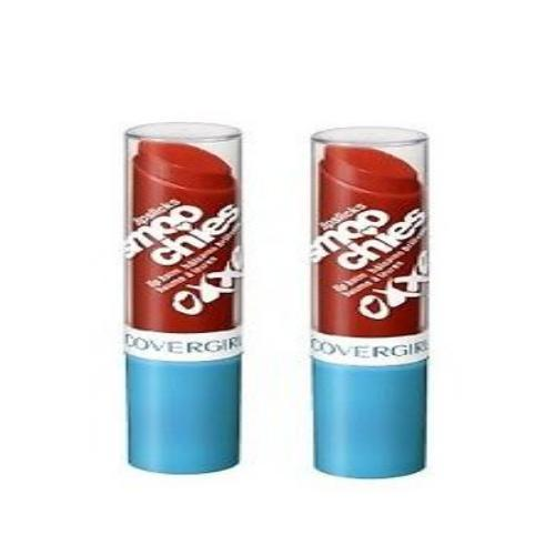 Lot Of 2 - Covergirl 225 Lipslicks Smoochies Lip Balm, Tweet Me, Lipstick, CoverGirl, reddonut.com
