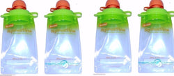 Reusable Baby Food Squeeze Pouches Snacks & Drink Bpa Free *choose Your Pack* - reddonut.com
