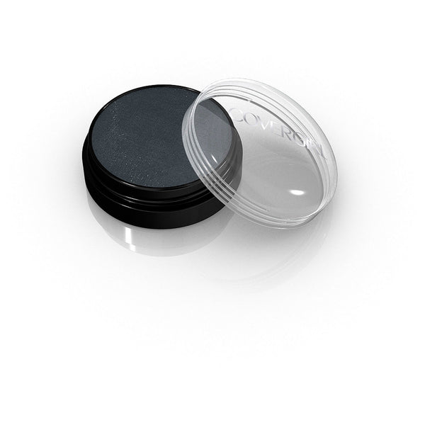 Covergirl Shadow Pot 300 Flamed Out Shadow Pot, Molten Black, Eye Shadow, CoverGirl, reddonut