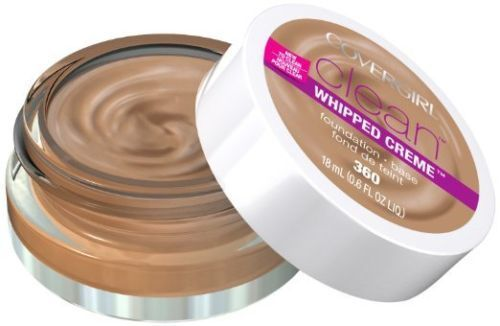 Covergirl Clean Whipped Creme Foundation You Choose The Shade!, Foundation, Single, reddonut