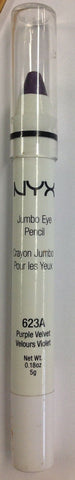NYX Jumbo Eye Pencil color JEP623A Purple Velvet 0.18 oz Brand New__NYX