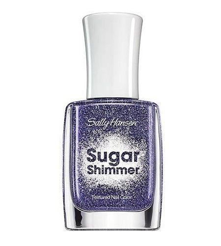 Sally Hansen Sugar Shimmer Textured Nail Polish  08 Gummy Grape, Nail Polish, Sally Hansen, reddonut.com