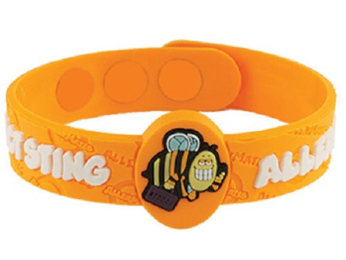 Allermates Allergy Alert Wristbands And Stickers YOU CHOOSE, Other Health Care Supplies, Allermates, reddonut