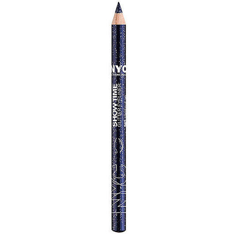 NYC  Starry Blue Sky 945, 0.0379 Oz (1.075 G) Show Time Glitter Pencil__NYC