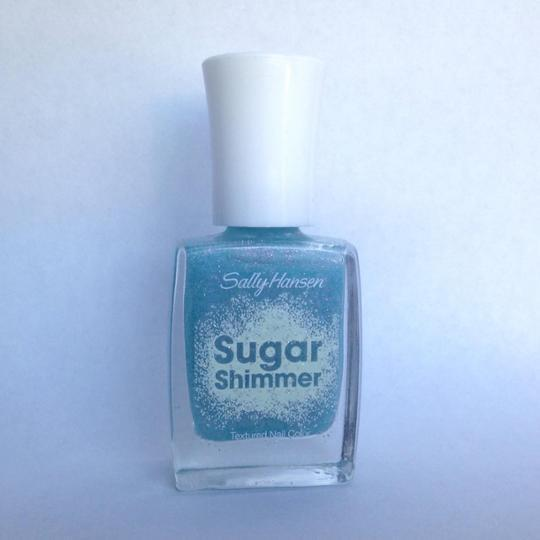 SALLY HANSEN 02 SUGAR CLOUD SUGAR SHIMMER TEXTURED NAIL POLISH, Nail Polish, Sally Hansen, reddonut.com