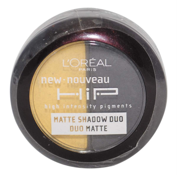 L'oreal Hip Matte Shadow Duo 907 Striking  *sealed*, Eye Shadow, l'oreal, reddonut.com