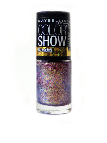Maybelline Color Show Brocades 750 Lavishly Lilac__Maybelline