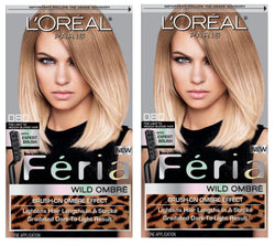 L'Oreal Paris Feria Intense Ombre Hair Color, Light To Medium Blonde O80 - reddonut.com