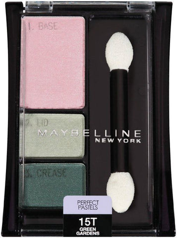Maybelline New York Expert Wear Eyeshadow Trios,