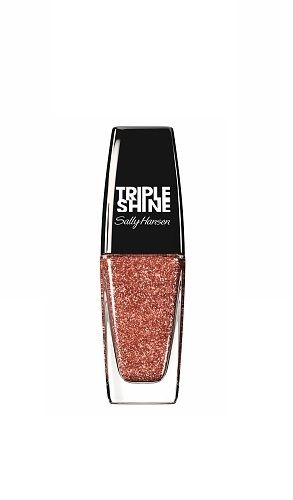 Sally Hansen Triple Shine Nail Polish, Dream Sequins #320__Sally Hansen