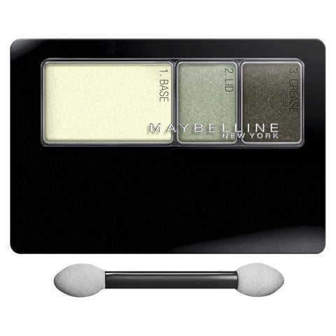 Maybelline Expert Wear Eyeshadow Trios Olive Martini__Maybelline