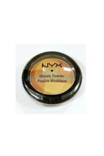 NYX Mosaic Powder Blush MPB11 TRUTH - Pressed Powder Compact Brand New Sealed, Blush, NYX, reddonut.com