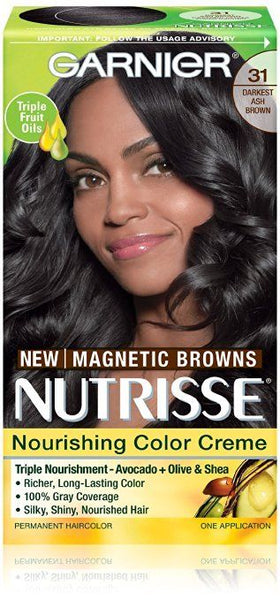 "Garnier  Nutrisse Nourishing Color Foam,""Choose Your Shade!"", Hair Color, Garnier, reddonut.com"