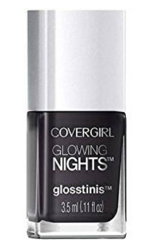 Covergirl Glowing Nights 690 Laser Light, Nail Polish, CoverGirl, reddonut