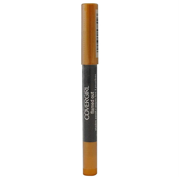 Covergirl Flamed Out Shadow Pencil #330 Gold Flame, Eye Shadow, CoverGirl, reddonut.com
