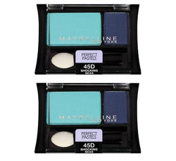 Maybelline Expert Wear Eye Shadow, 45D Shocking Seas CHOOSE YOUR PACK, Eye Shadow, reddonut, reddonut.com