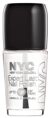 Nyc Expert Last Nail Polish, 138 Classy Glassy Choose Your Pack, Nail Polish, NYC, reddonut.com