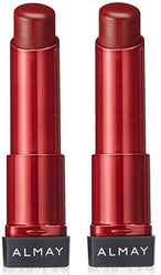 Almay Smart Shade Butter Kiss Lipstick, 120 Red/medium Choose Your Pack, Lipstick, Almay, reddonut