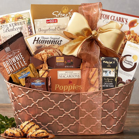 The Gourmet Choice Gift Basket by Wine Country Gift Baskets, Gift Basket, Wine Country Gift Baskets, reddonut.com