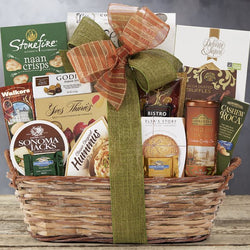 The Grand Gourmet Gift Basket by Wine Country Gift Baskets, Gift Basket, Wine Country Gift Baskets, reddonut.com