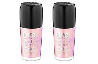 Nyc New York Color Expert Last Nail Polish, 175 Lingering Lingerie Choose Pack, Nail Polish, NYC, reddonut.com