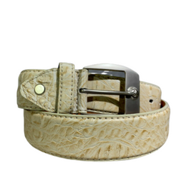 Men's Leather Casual / Dress Belt Classic Double-Stitched Edge, , reddonut.com, reddonut.com
