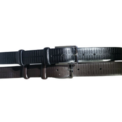 Italian Styled Brand Men's Genuine Leather Black or Brown Belt Sizes M-XL, , reddonut.com, reddonut.com