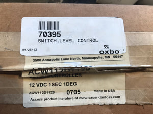 Sauer Danfoss ACW112D1129 70395 Switch Level Control