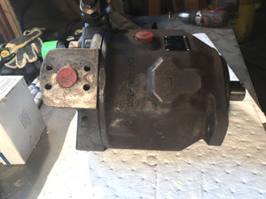Rexroth VARIABLE DISPLACEMENT HYDRAULIC PUMP AA10VS071DFR R902400347