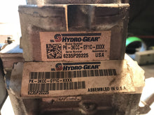 Load image into Gallery viewer, Sauer Hydro-Gear Pump PK-3KCC-GY1C-XXXX left side