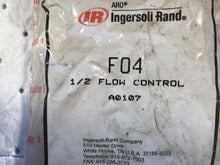 Load image into Gallery viewer, Ingersoll Rand F04 1/2 Flow Control